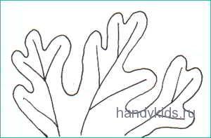 Boyama çiçek Ağacı Kışın Ağaç Ve çalı Boyama
