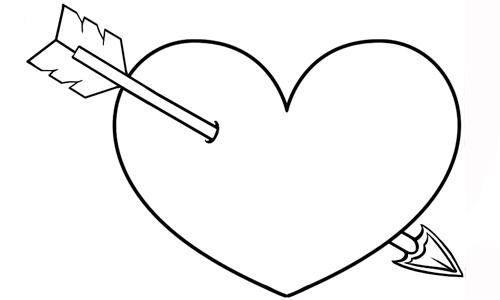 Büyük Bir Kalbi Nasıl çizeceğim Bir Kalp Nasıl çizilir